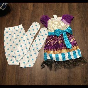 Princess Ever After High Costume Halloween Dress M